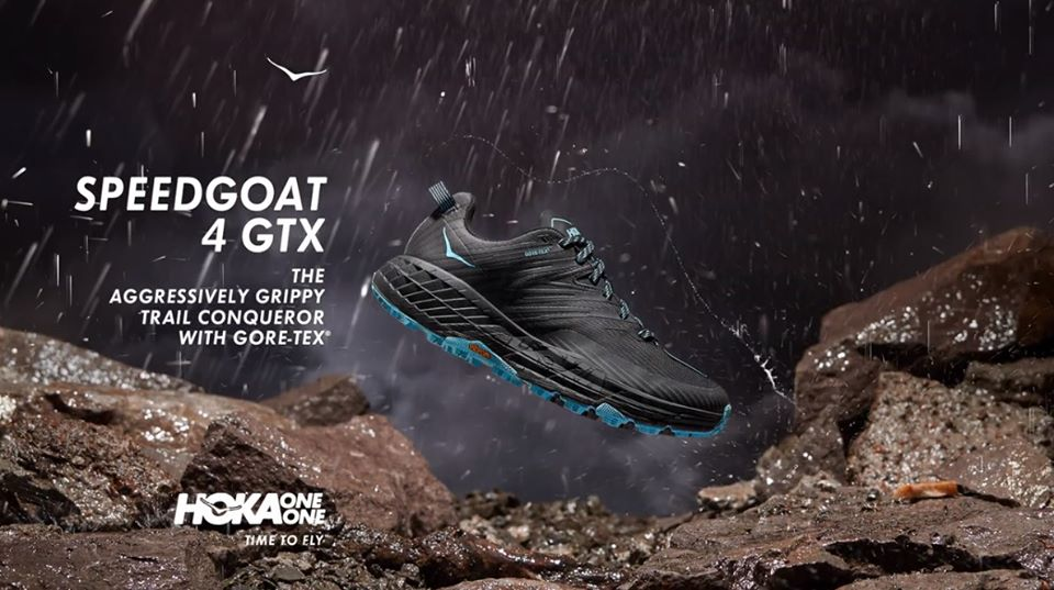 Hoka One One Speedgoat GTX Women & Men
